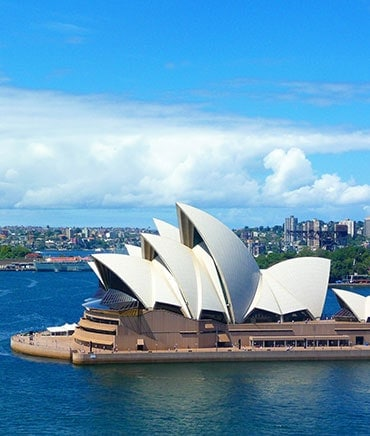 Holiday Destination - Australia