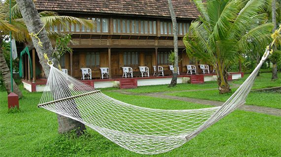 Coconut Lagoon, Kumarakom